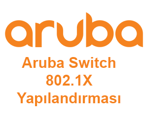 Aruba Switch 802.1X ve MAC Authentication Yapılandırması